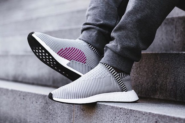 cheaper 947c2 e706e adidas NMD City Sock 2 Black Grey | SneakerFiles