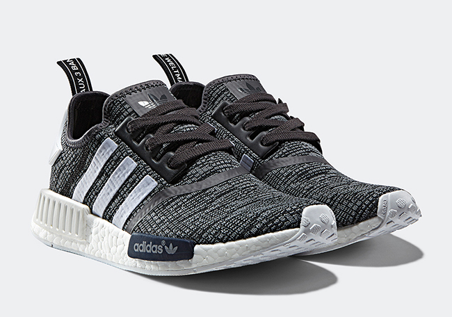 adidas NMD Glow in the Dark Midnight Grey