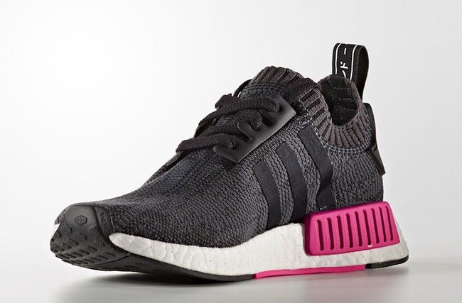 adidas NMD R1 Primeknit Essential Pink Release Date