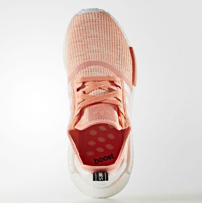 adidas NMD R1 Sun Glow BY3034 Release Date