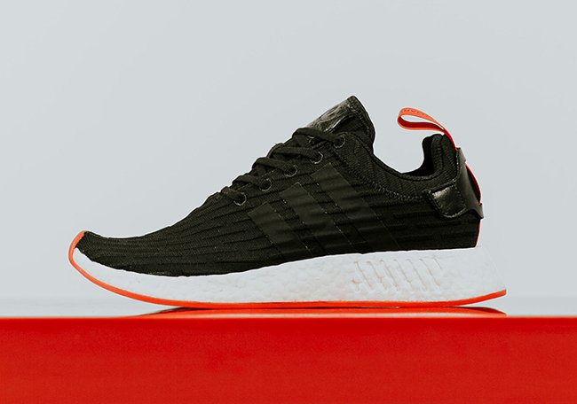 adidas NMD R2 Core Red Pack