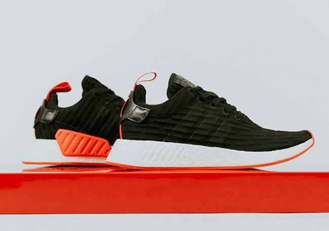 91ebec63c7d05 adidas NMD R2 Core Red Pack Release Date