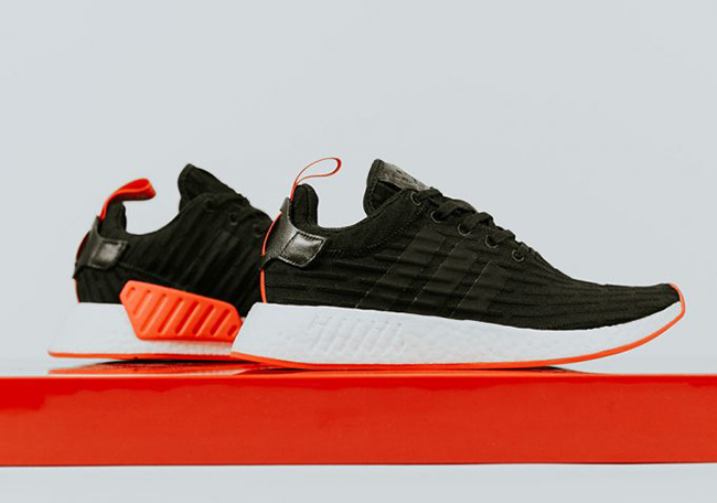 8286c479bb8a8 adidas NMD R2 Core Red Pack Release Date