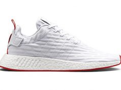 adidas NMD R2 White Red Release Date