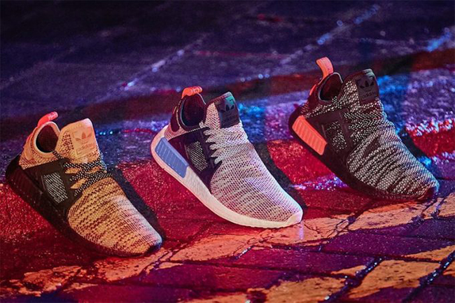 adidas NMD XR1 Foot Locker Europe Exclusive Pack