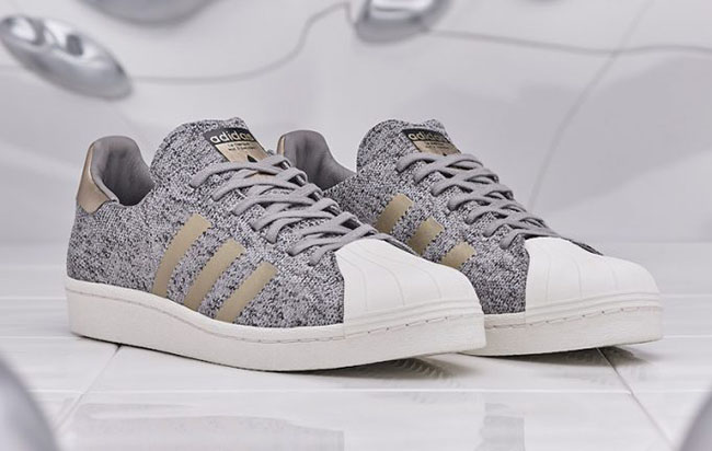 adidas Superstar Boost Noble Metal Release Date