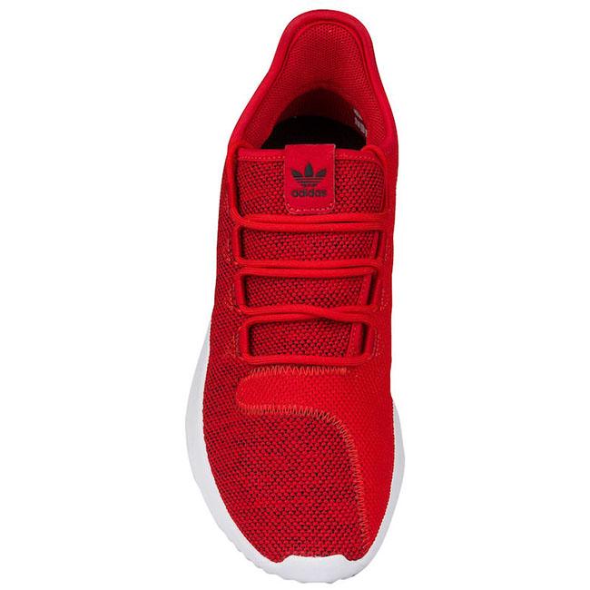 adidas Tubular Shadow Scarlet Red