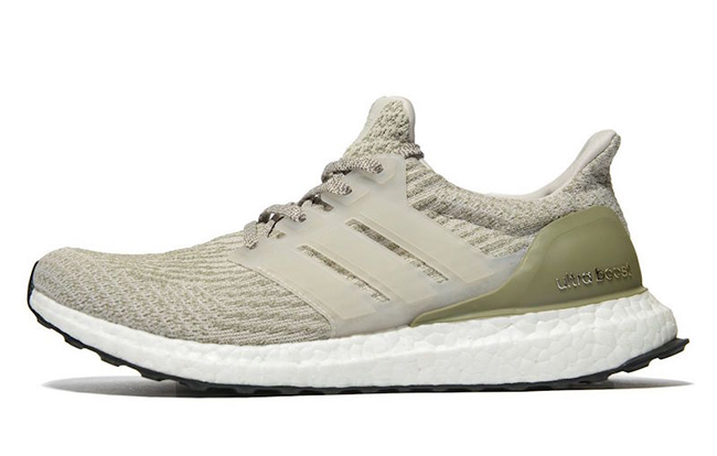 adidas Ultra Boost 3.0 Grey Olive