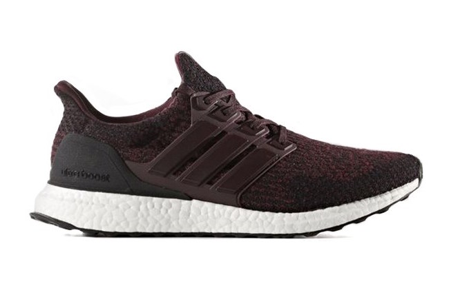 adidas Ultra Boost 3.0 'Maroon' Debuts in September
