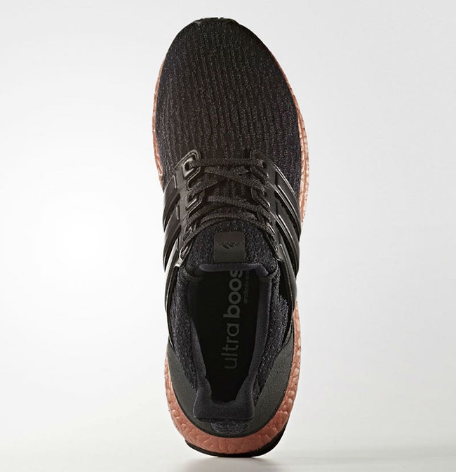 adidas Ultra Boost 3.0 Bronze Boost Release