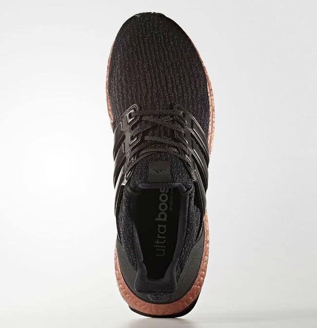 adidas Ultra Boost 3.0 Bronze Boost Release