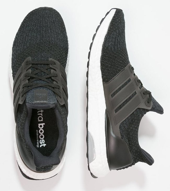 Mens adidas Ultra Boost 4.0 Legend Ink Carbon Core Black White