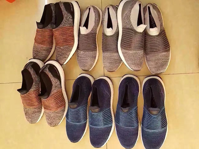 adidas Ultra Boost Laceless Colorways