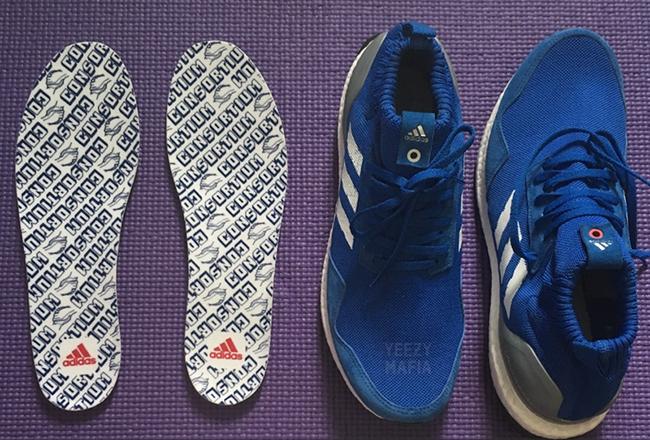 adidas Ultra Boost Mid Run Thru Time