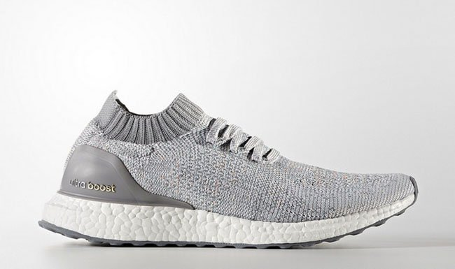 sports shoes 3f155 ae27f adidas Ultra Boost Uncaged Clear Grey Release Date