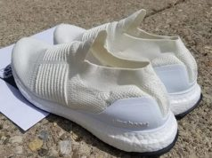 adidas Ultra Boost Uncaged Laceless White