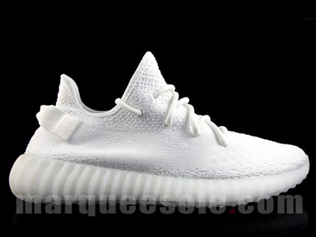 $160 Yeezy Boost 350 V2 Cream White Fluorescent CP9366