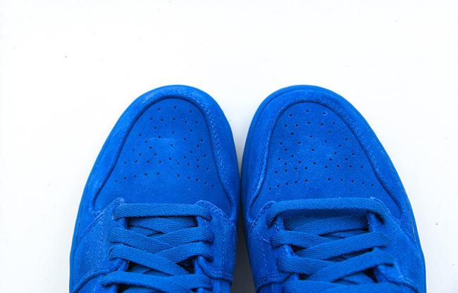 bef64c1241b0d9 Air Jordan 1 Blue Suede 332550-404 Release Date