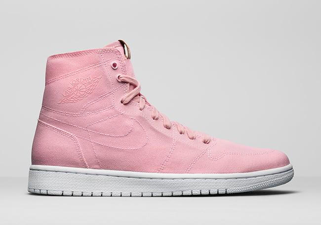 Air Jordan 1 Decon Pink 867338-620