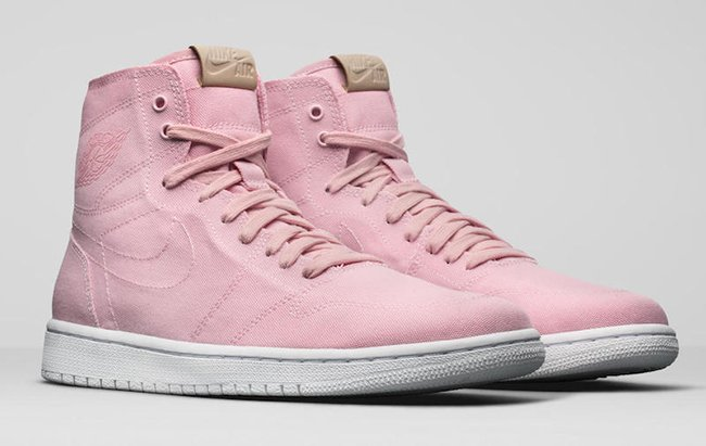 Air Jordan 1 High Decon Pink