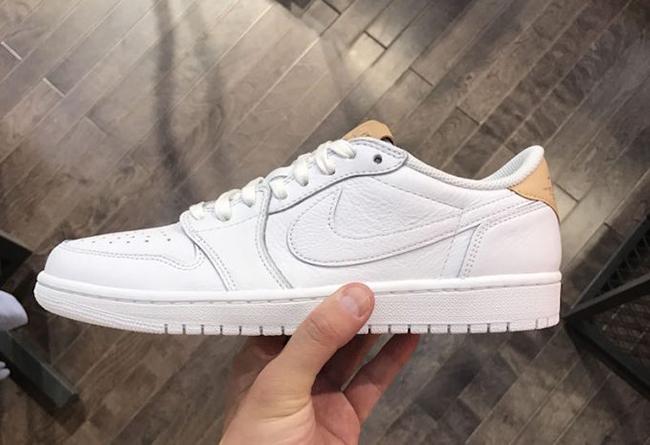 Air Jordan 1 Low Y Vachetta Tan Nike oyKd2