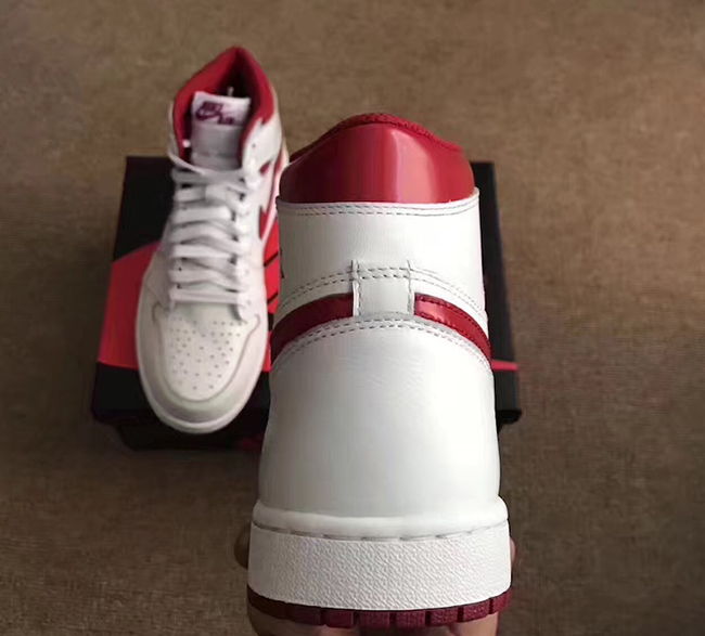Air Jordan 1 OG Metallic Red Release Date