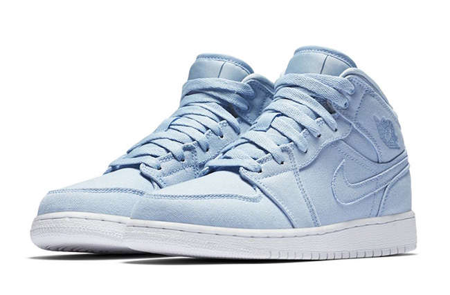 Air Jordan 1 Mid Blue