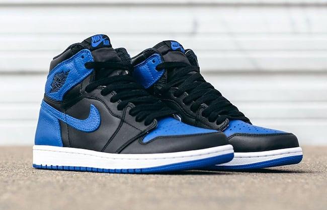 Air Jordan 1 High Og Royal 2017 Release Date Sneakerfiles