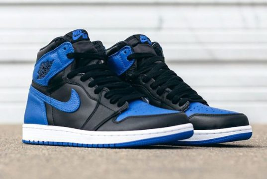 Air Jordan 1 Royal Blue 2017