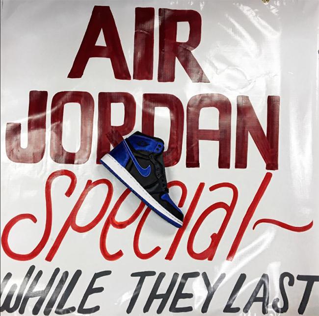 Air Jordan 1 Satin Royal Release Date