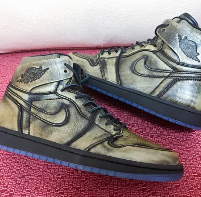 Air Jordan 1 Wings 2017 Release