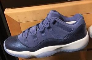 Air Jordan 11 Low Blue Moon Release Date