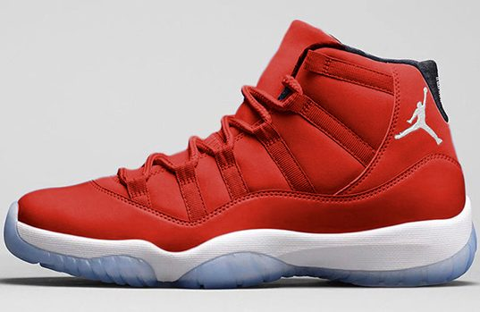 Air Jordan 11 Red Holiday 2017 Release Date