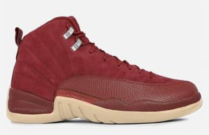 Air Jordan 12 Bordeaux Release Date