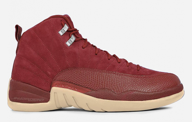 Air Jordan 12 Bordeaux Release Date