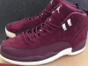 Air Jordan 12 Bordeaux Sail Release
