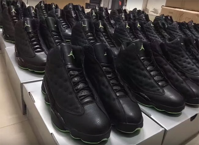 Air Jordan 13 Altitude 2017 Retro