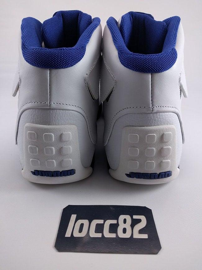 Air Jordan 18 Retro 2017 White Sport Royal Blue