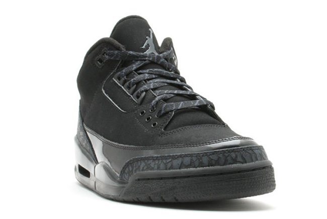 Air Jordan 3 Black Cat 2017