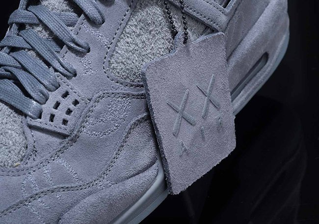 Air Jordan 4 KAWS Retro Info