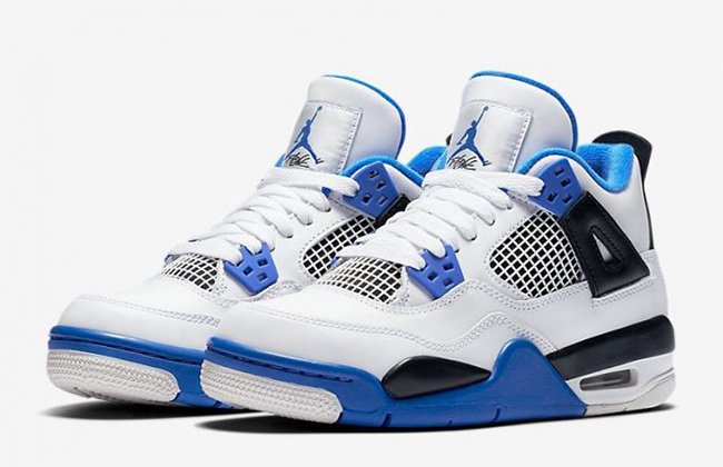 Air Jordan 4 Motorsport March 2017
