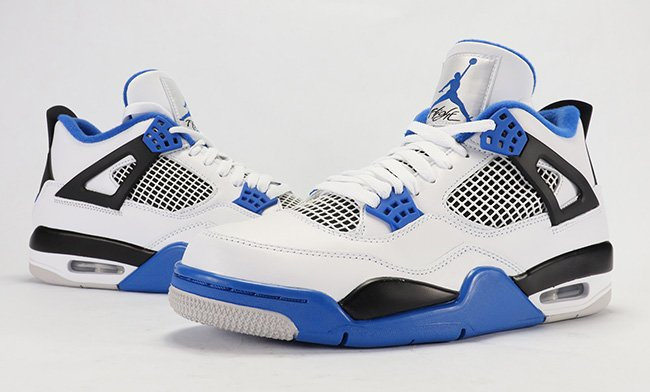 save off 8ae45 61be9 Air Jordan 4 Motorsports 2017 Release Date | SneakerFiles