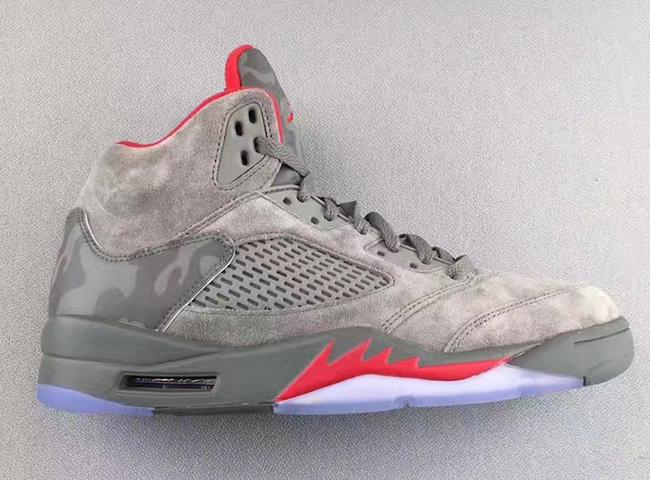 Air Jordan 5 Camo 136027 051 Release Date | SneakerFiles