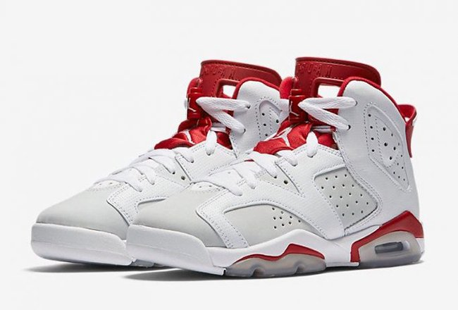 Air Jordan 6 Alternate March 2017