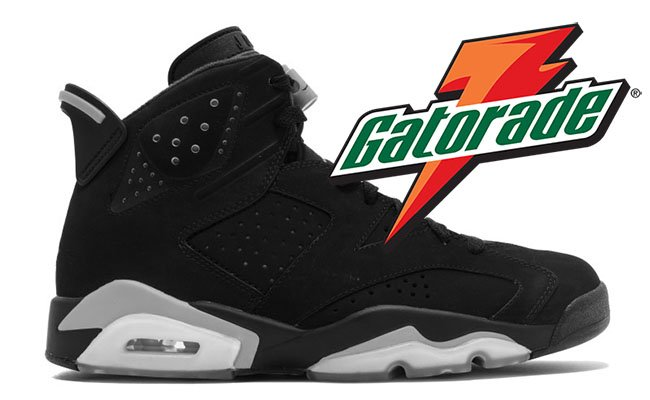 jordan gatorade shoes kids