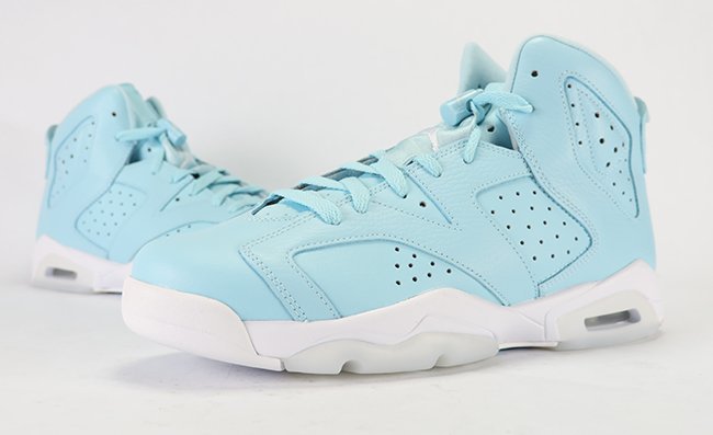 ad60face010e30 Air Jordan 6 Still Blue Pantone Review