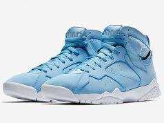 Air Jordan 7 Pantone University Blue Release Date
