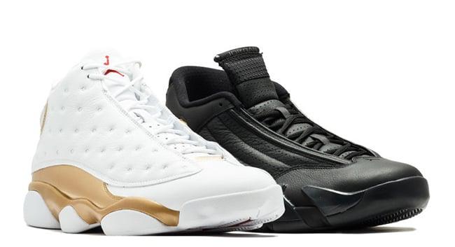 e1837a036d0f Air Jordan 13 14 Defining Moments Pack Release Date