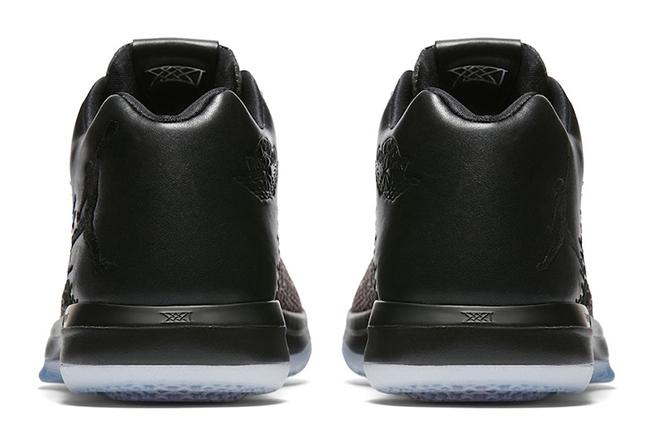 Air Jordan XXX1 Low Black White Pink