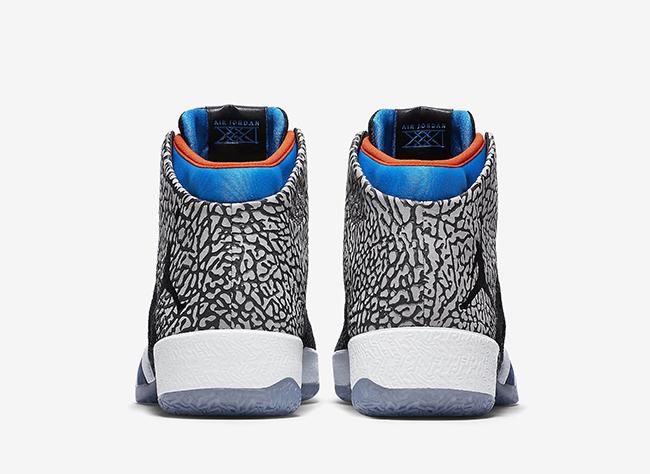 Air Jordan XXX1 Why Not Russell Westbrook Elephant Print